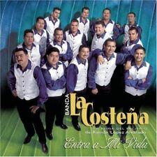 Banda La Costena la reina del Pacifico de ramon Alvarado Entra a mi Vida CD New
