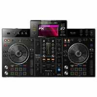 atFoliX Glass Protector for Pioneer XDJ-RX2 9H Hybrid-Glass