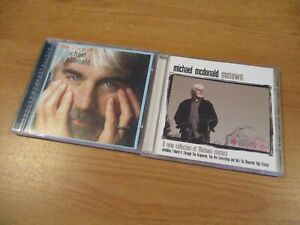 MICHAEL McDONALD The Voice Of/Motown 2CDs