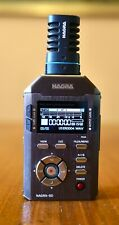 Nagra SD Handheld Digital Audio Recorder with Two Microphones (Stereo and Omni)