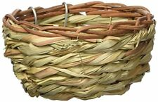 Prevue Pet Products BPV1153 Bamboo Canary Bird Twig Nest 3-Inch