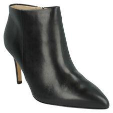Clarks Stiletto Textile Boots for Women