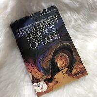 Heretics Of Dune by Frank Herbert 1985 Berkley Paperback