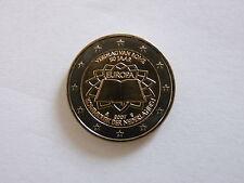 PIECE  2€  PAYS BAS  2007  TRAITE  DE  ROME  NEUVE