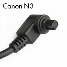 CL-N3 Connecting Cable For Canon 5D Mark 3,Mark II,7D,6D,1D,50D,40D,30D UK