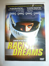 Racing Dreams DVD go kart racers drivers documentary movie Marshall Curry NEW!
