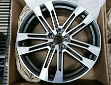 "OEM 21"" Audi SQ5 wheel **Used** **SILVER**"