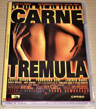 CARNE TREMULA Pedro Almodovar 1997 -DVD R2- Precintada
