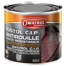 Antirouille RUSTOL C.i.p. OWATROL - 0.5 Litre