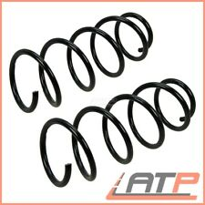 SET SUSPENSION COIL SPRING FRONT LEFT RIGHT OPEL VAUXHALL CORSA MK 4 D 1.0-1.4