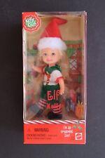 ELF KELLY -  KELLY CLUB CHRISTMAS  2001 NEW NRFB  MIB