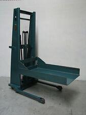 Atom Manual Die Lifter Table Platform Forklift Walkie Stacker -500kg 1.7m Height