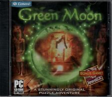 GREEN MOON by Absolutist PC Game CD-ROM Adventure NEW