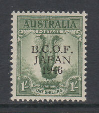 B.C.O.F.1946 1/- WITH WRONG FOUNT '6' SG J5a MINT.