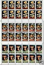(0.03)KOREA PILZE - Mi.-Nr. 2640/42 Bogenware