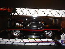 M2 Dodge Challenger 1970 Custom Black 1/18 Limited Edition 300 Pieces