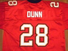 Vintage Warrick Dunn #28 Tampa Bay Buccaneers Jersey by Puma, Adult XL