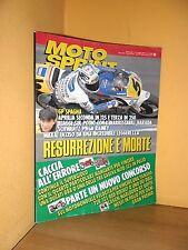 MotoSprint - n° 18 - 5/11 Maggio 1993 - Resurrezione e morte - Rivista ottima
