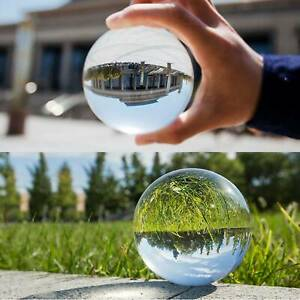 Perfekte Fotokugel Fotografie Glaskugel Glaskugel mit ø 80cm transparent DE