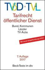 TVöD · TV-L Tarifrecht öffentlicher Dienst (2006, Taschenbuch)