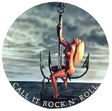 """EX/EX GREAT WHITE CALL IT ROCK N ROLL 12"""" VINYL PIC PICTURE DISC"""