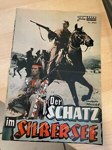 Neues Film Programm Nr. 2965 - Karl May - Der Schatz im Silbersee - ungelocht