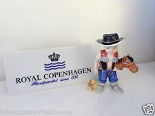 Royal Copenhagen Autocollants - Thomas - thè little Cowboy -
