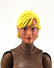 Marauders Valkyries 3.75 inch Female Head Light Skin Tone Blonde Short Hair