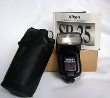 Nikon SB-25 Speedlight!  Flash SB25! NIKON JAPAN!