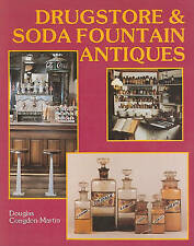 NEW Drugstore and Soda Fountain Antiques by Douglas Congdon-Martin
