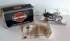 2001 Maisto Harley Davidson 1:18 Die Cast 1993 FLSTN Heritage Softail Nostalgia