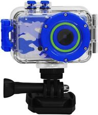 Luoba Kids Camera Waterproof Camera for Kids Birthday Gifts for Age 3-10 Boys,FH