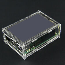 DIY Transparent Acrylic Case For 3.5 Inch TFT Screen Raspberry Pi B+