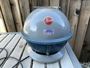 Vintage Hoover Constellation Vacuum Cleaner Model 82 Collector Blue TESTED
