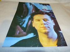 SIMPLE MINDS - Mini poster couleurs 3 !!!!!!!!!