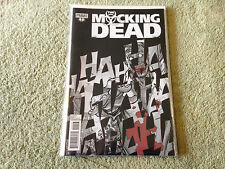 The Mocking Dead 1 comic book Dynamite comics Variant cover