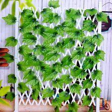 Wedding Ivy Leaf Artificial Decor String Home Plants Fake Flowers Foliage