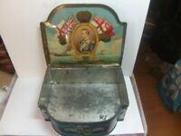 Sovereign (Toffee) Lowton – Our Prince of Wales Assortment display Tin c1920