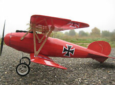 RC Fast Fertig Albatros D.V DIII WWI warbird Doppeldecker Balsa ARF Lipo 2-3S