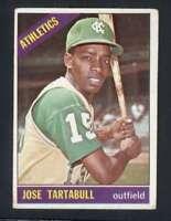 1966 Topps #143 Jose Tartabull VG/VGEX Athletics 33887