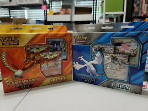 Pokemon TCG Legendary Battle Deck Set HO-OH & Lugia Factory Sealed