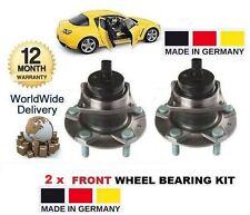 für Mazda RX 8 RX8 1.3 2003-2008 NEU 2x Vorderradnabe RADLAGER SATZ SET OE