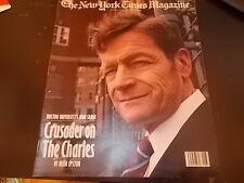 Kevin Costner - New York Times Magazine 1989