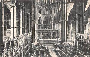 London Westminster Abbey Looking East gl1906 164.502
