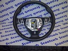 SAAB 9-3 93 Leather Steering Wheel SPORT with Controls 2006 - 2010 12757703