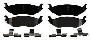Rr Semi Met Brake Pads  ACDelco Professional  17D898MH