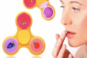 Lip Balm 3 Fruity Flavours Dry Chapped Cracked Lips