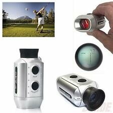 Digital 7x Pro Mini Pocket Golf Range Finder Laser / Laser Rangefinder/ Hunting