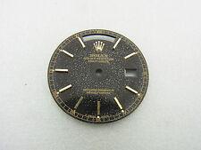 Rolex Day-Date Zifferblatt schwarz black golden stick dial Ref 18038 18238