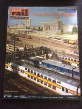 La vie du rail n°1621 du 11/12/1977 PARIS NORD EN CHANTIER
